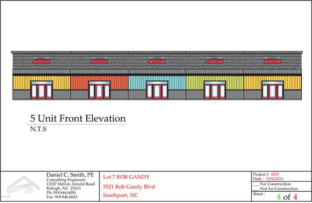 5521 Rob Gandy Boulevard, Southport, NC 28461 (MLS #100213710) :: Castro Real Estate Team