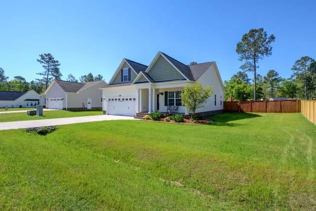 105 Ridgepath Lane, Hubert, NC 28539 (MLS #100214103) :: Frost Real Estate Team