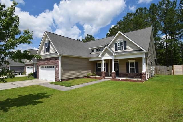 415 Weatherford Drive, Jacksonville, NC 28540 (MLS #100214550) :: Coldwell Banker Sea Coast Advantage