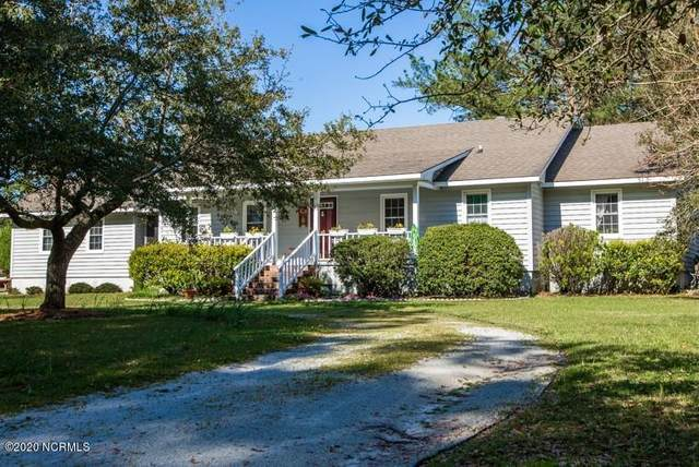 404 Ragan Road, Oriental, NC 28571 (MLS #100214602) :: The Rising Tide Team