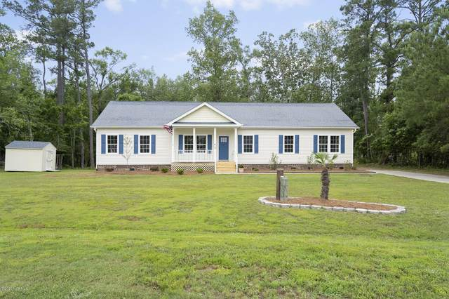 413 Knollwood Drive, Hampstead, NC 28443 (MLS #100216144) :: The Chris Luther Team