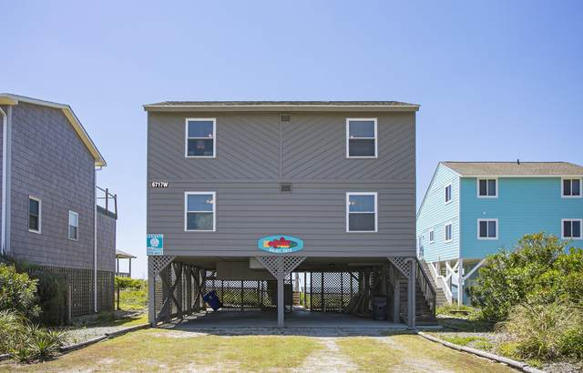 6717 W Beach Drive, Oak Island, NC 28465 (MLS #100216327) :: Stancill Realty Group
