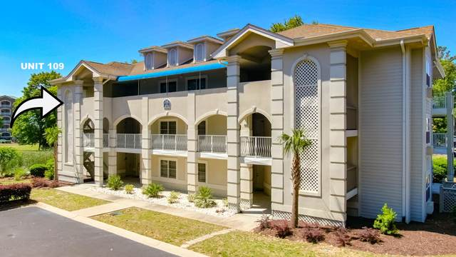 908 Resort Circle #109, Sunset Beach, NC 28468 (MLS #100216351) :: RE/MAX Elite Realty Group