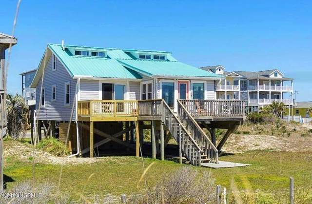 4309 E Beach Drive, Oak Island, NC 28465 (MLS #100216535) :: RE/MAX Essential