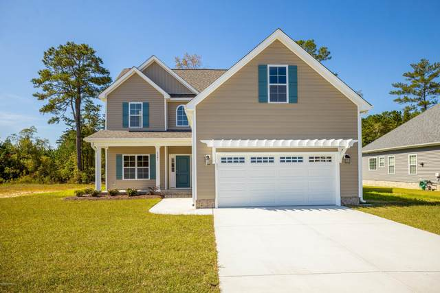 2281 Birch Hollow Drive, Winterville, NC 28590 (MLS #100216592) :: Stancill Realty Group