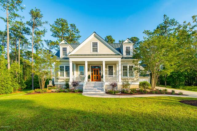140 Oyster Point Road, Oriental, NC 28571 (MLS #100216696) :: The Keith Beatty Team