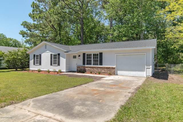 529 Oci Drive, Jacksonville, NC 28540 (MLS #100216712) :: CENTURY 21 Sweyer & Associates