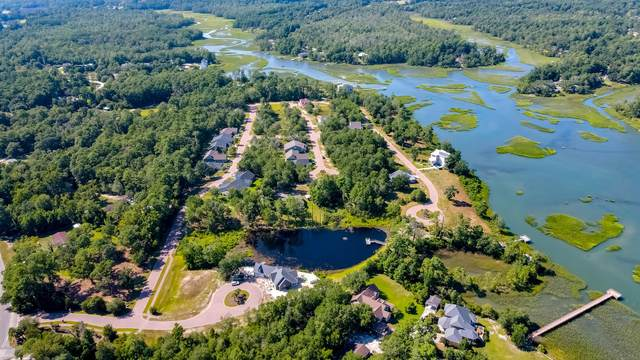 1645 Old Salt Run SW, Shallotte, NC 28470 (MLS #100217183) :: Vance Young and Associates
