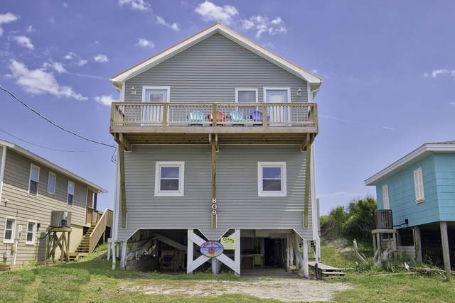 809 N Anderson Boulevard, Topsail Beach, NC 28445 (MLS #100217288) :: RE/MAX Essential