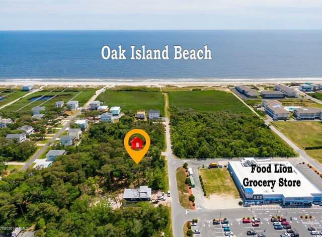 106 SE 61 Street, Oak Island, NC 28465 (MLS #100217367) :: Thirty 4 North Properties Group