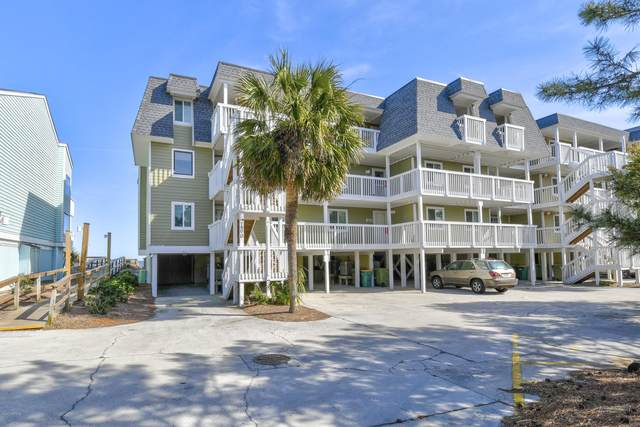 1100 S Fort Fisher S 2105 B, Kure Beach, NC 28449 (MLS #100217429) :: RE/MAX Essential