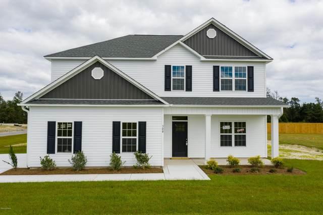 300 Wood Duck Alley, Maysville, NC 28555 (MLS #100217840) :: The Tingen Team- Berkshire Hathaway HomeServices Prime Properties
