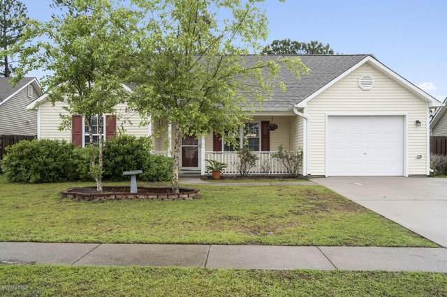 1175 Amber Pines Drive, Leland, NC 28451 (MLS #100218001) :: Courtney Carter Homes