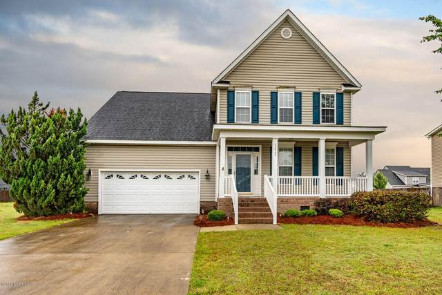 3632 Montery Drive, Winterville, NC 28590 (MLS #100218352) :: The Tingen Team- Berkshire Hathaway HomeServices Prime Properties