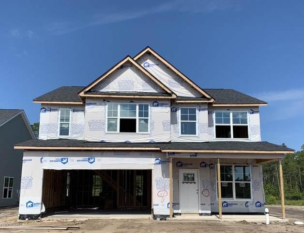 2510 Longleaf Pine Circle, Leland, NC 28451 (MLS #100218425) :: CENTURY 21 Sweyer & Associates