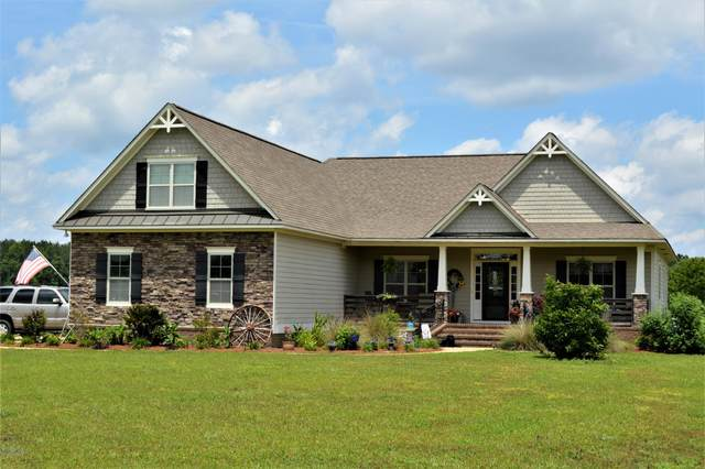 3142 Piney Woods Road, Burgaw, NC 28425 (MLS #100218684) :: Courtney Carter Homes