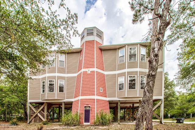 602 W Oak Island Drive W, Oak Island, NC 28465 (MLS #100218687) :: RE/MAX Essential