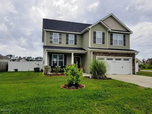 251 Watercrest Landing Way, Swansboro, NC 28584 (MLS #100218765) :: The Keith Beatty Team