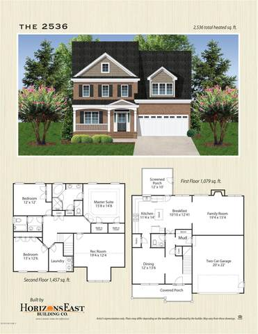 606 Creek Court, Swansboro, NC 28584 (MLS #100218840) :: The Bob Williams Team
