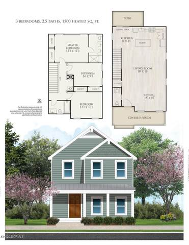 1009 Campbell Street, Wilmington, NC 28401 (MLS #100218841) :: Courtney Carter Homes
