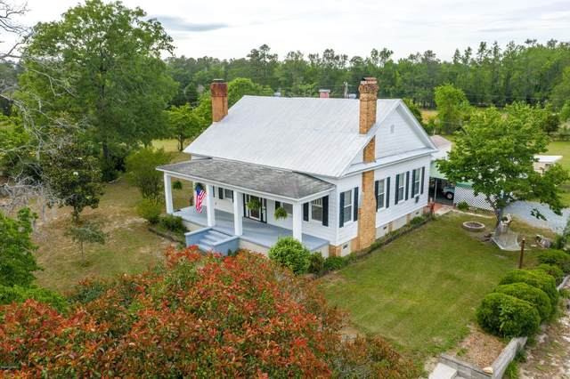 5182 Heading Bluff Road, Currie, NC 28435 (MLS #100218913) :: Courtney Carter Homes