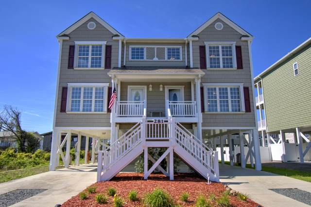 281 Brunswick Avenue W B, Holden Beach, NC 28462 (MLS #100219103) :: Lynda Haraway Group Real Estate