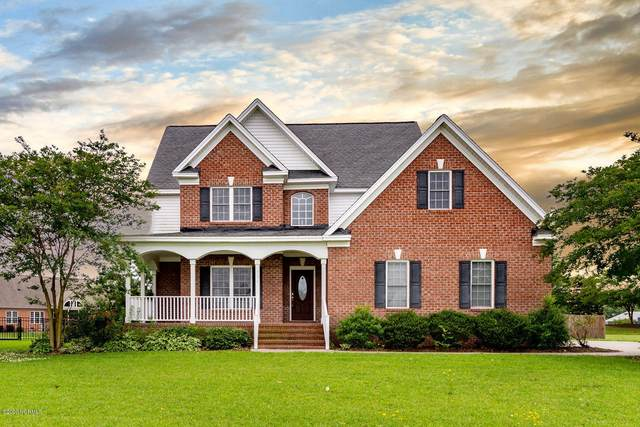 108 Blackwater Drive, Winterville, NC 28590 (MLS #100219259) :: Berkshire Hathaway HomeServices Hometown, REALTORS®
