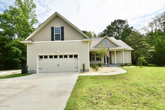 875 Sloop Point Road, Hampstead, NC 28443 (MLS #100219315) :: The Chris Luther Team