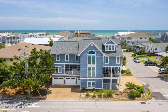 1 E Henderson Street B, Wrightsville Beach, NC 28480 (MLS #100219366) :: David Cummings Real Estate Team