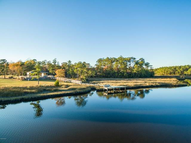 403 Garland Shores Drive, Swansboro, NC 28584 (MLS #100219411) :: The Keith Beatty Team