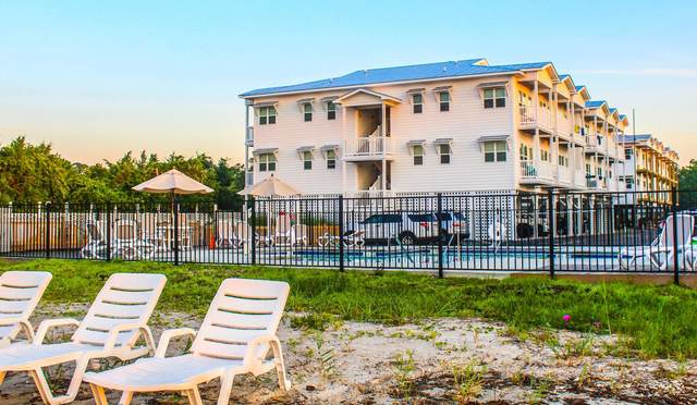 702 E Moore Street #208, Southport, NC 28461 (MLS #100219512) :: The Oceanaire Realty