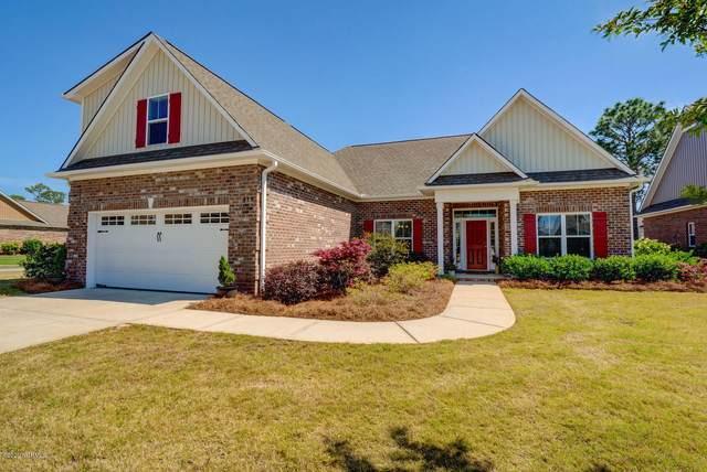418 Titleist Lane, Wilmington, NC 28412 (MLS #100219528) :: David Cummings Real Estate Team
