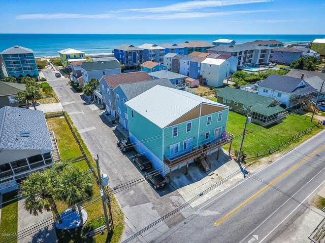 522 Canal Drive, Carolina Beach, NC 28428 (MLS #100219604) :: The Keith Beatty Team