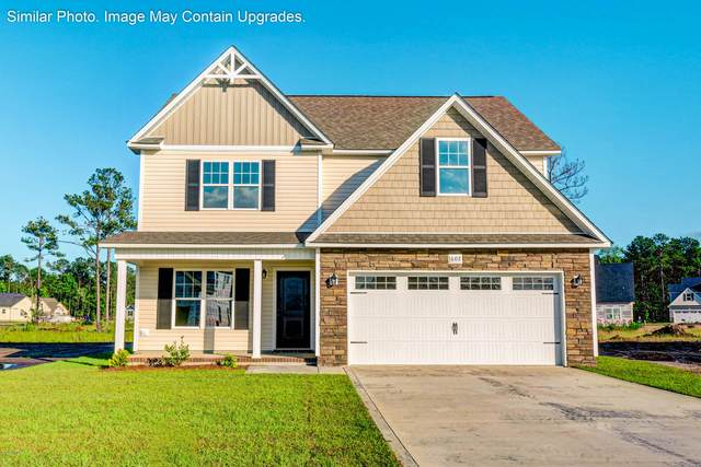 125 Heron Watch Drive, Hubert, NC 28539 (MLS #100219637) :: Coldwell Banker Sea Coast Advantage