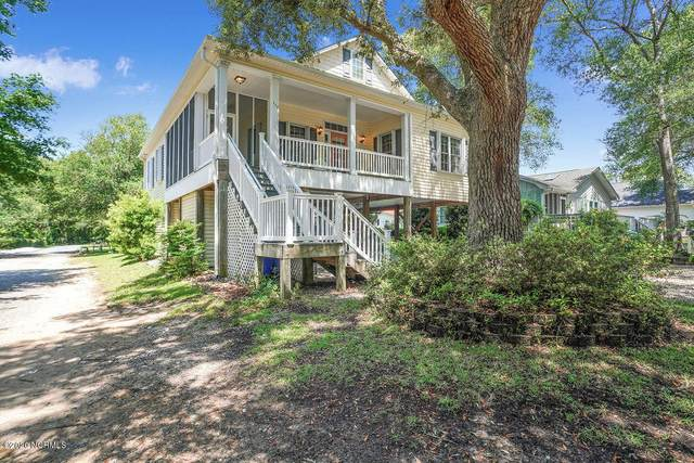 117 SE 2nd Street, Oak Island, NC 28465 (MLS #100219850) :: Berkshire Hathaway HomeServices Myrtle Beach Real Estate