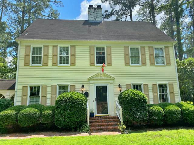 4001 Country Club Road, Trent Woods, NC 28562 (MLS #100219873) :: RE/MAX Essential