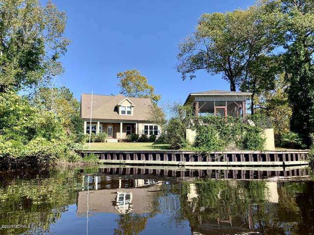 119 Shoreview Drive, New Bern, NC 28562 (MLS #100219885) :: The Keith Beatty Team