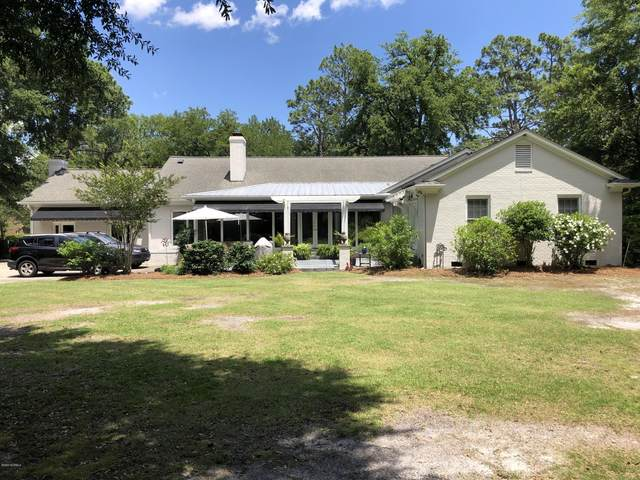 2202 S Canterbury Road, Wilmington, NC 28403 (MLS #100219943) :: RE/MAX Essential