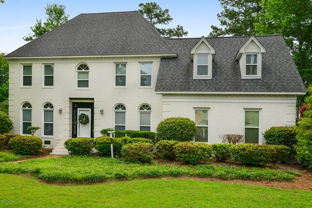 911 Bremerton Drive, Greenville, NC 27858 (MLS #100221097) :: Stancill Realty Group