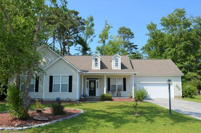 407 Oakmont Drive, Morehead City, NC 28557 (MLS #100221251) :: RE/MAX Elite Realty Group