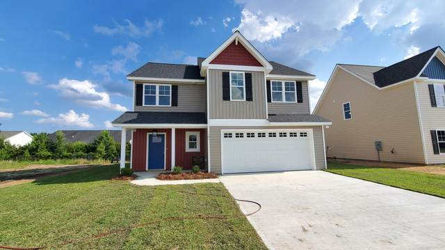 1504 Penncross Drive, Greenville, NC 27834 (MLS #100222028) :: The Tingen Team- Berkshire Hathaway HomeServices Prime Properties