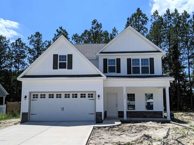 608 Jasmine Way, Burgaw, NC 28425 (MLS #100222500) :: Donna & Team New Bern