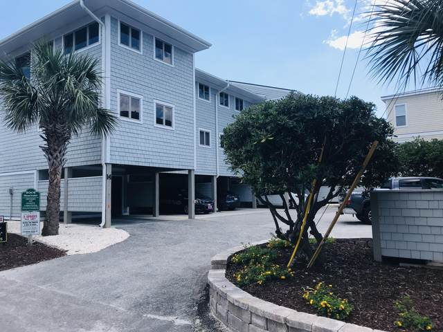 14 Shearwater Street B, Wrightsville Beach, NC 28480 (MLS #100222635) :: The Rising Tide Team