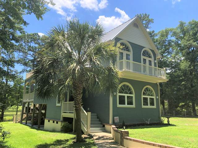 710 Sunset Lakes Boulevard SW, Sunset Beach, NC 28468 (MLS #100222830) :: Stancill Realty Group