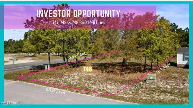 748 Buckhorn Drive SW, Supply, NC 28462 (MLS #100223099) :: Berkshire Hathaway HomeServices Hometown, REALTORS®