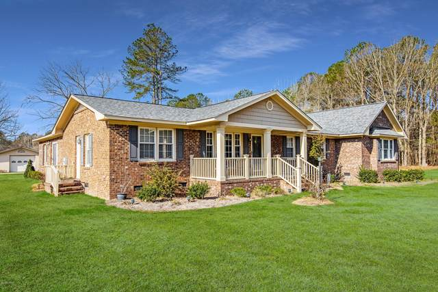 105 Swindell Road, Pantego, NC 27860 (MLS #100223205) :: The Bob Williams Team