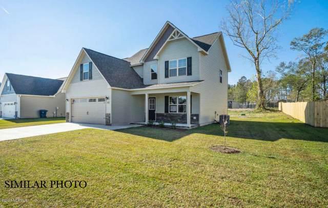 1058 Furia Drive, Jacksonville, NC 28540 (MLS #100223344) :: Courtney Carter Homes