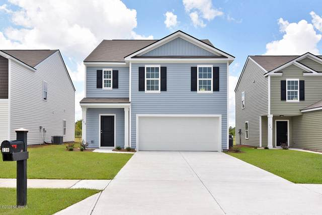 38 Evian Court #40, Hampstead, NC 28443 (MLS #100223351) :: Barefoot-Chandler & Associates LLC