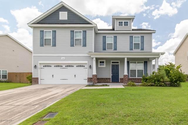 324 Kingston Road, Jacksonville, NC 28546 (MLS #100223385) :: Lynda Haraway Group Real Estate