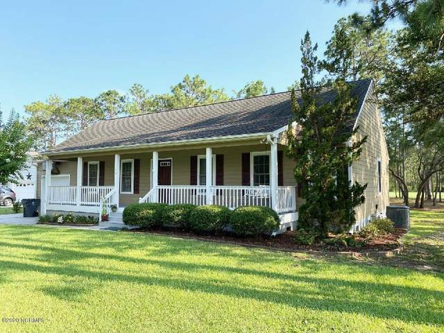 1146 Twin Lakes Drive, Southport, NC 28461 (MLS #100223391) :: Donna & Team New Bern